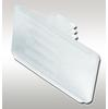 "2"" X 1.5"" CLEAR PLASTIC SCANNER PLATE Item No.:  21-275"